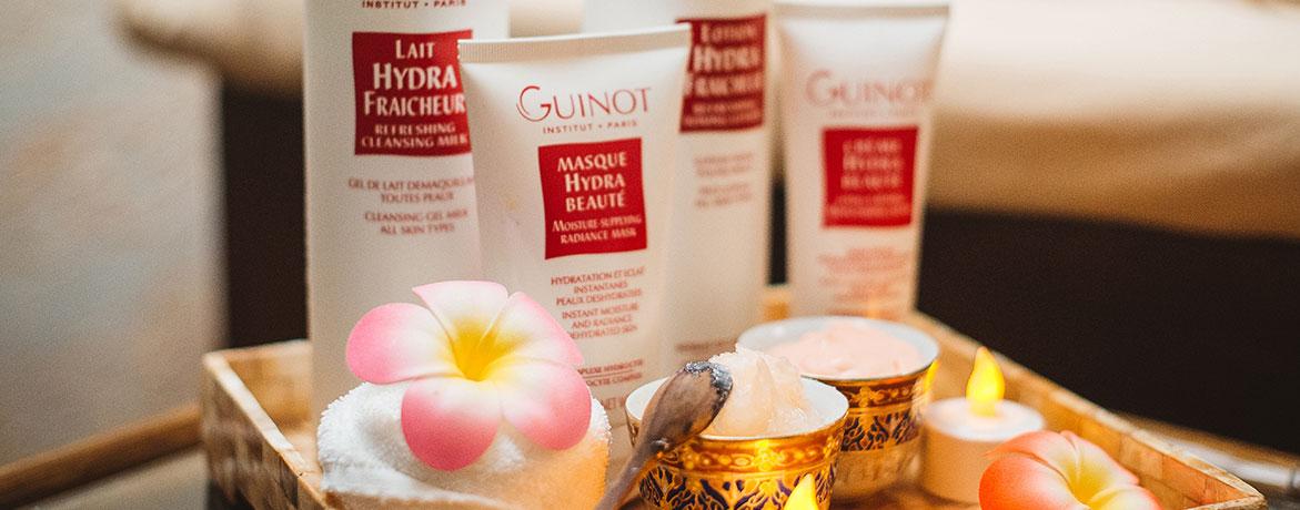 Увлажняющая маска для лица Guinot 45 минут