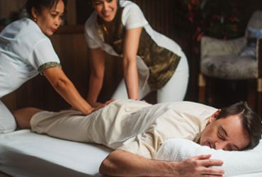 THAI FAIRY TALE GRAND – 2 HOURS  -2  therapists