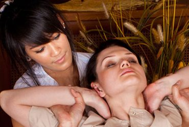 Тай массаж смотреть #9